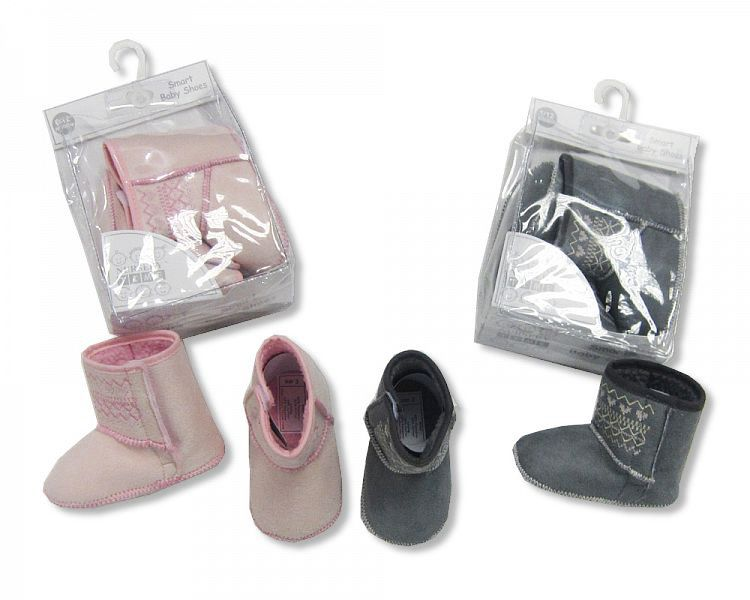 538 Boys Baby Pram Shoes