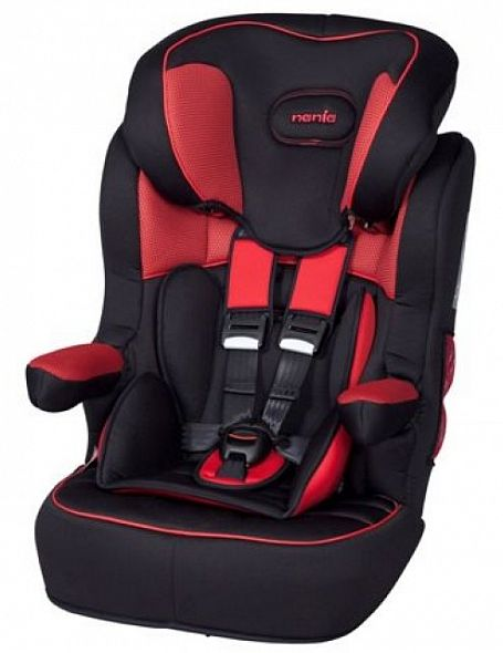 Childrens/Infant Car Seat - Nania Imax Sp Luxe - Hatrix Red