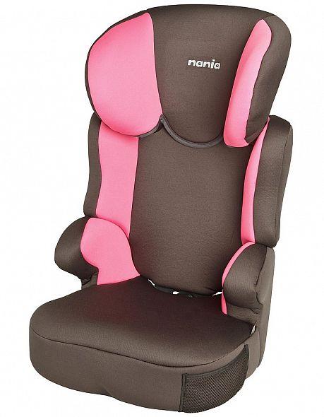 Nania Befix Sp Shadow Fuchsia - High Back Booster Car Seat